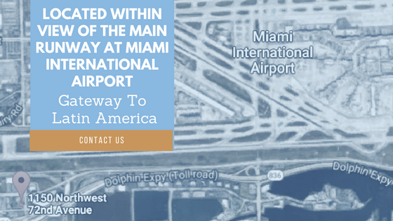 World Logistics MIA Airport Customs Clearance